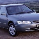 Mega sales milestone for Toyota Camry