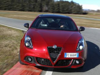Updated Alfa Romeo Giulietta arrives