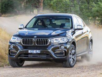 Second-gen BMW X6 lands in Australia