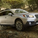 2015 Subaru Outback gets top safety score