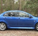 2014 Mitsubishi Lancer XLS Video Review