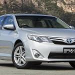 Australian built Toyota milestones