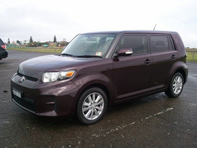 2011 Toyota Rukus Review
