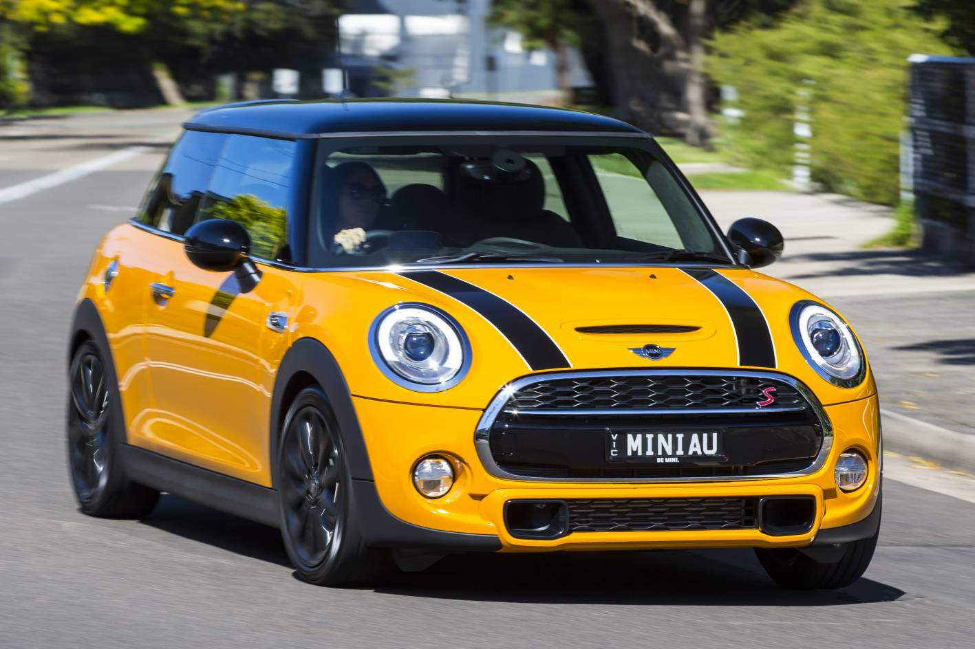 Accolades for MINI in German car awards