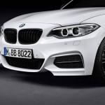 BMW 2 Series Convertible M Performance range released