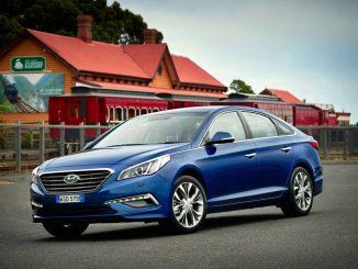 2015 Hyundai Sonata named Best Family Car