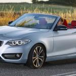 2015 BMW 2 Series Convertible arrives