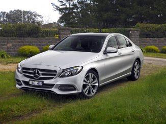 Mercedes-Benz C-Class diesel recall