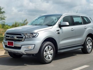 2015 Ford Everest SUV debuts