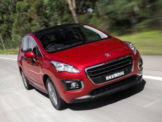 2015 Peugeot 3008 Launch Review