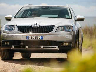 2015 Skoda Octavia Scout 4x4 is here
