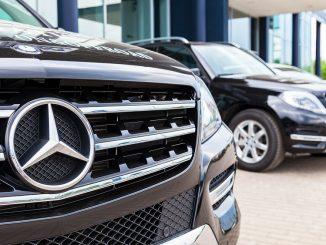 Mercedes-Benz wins three Fleet Awards