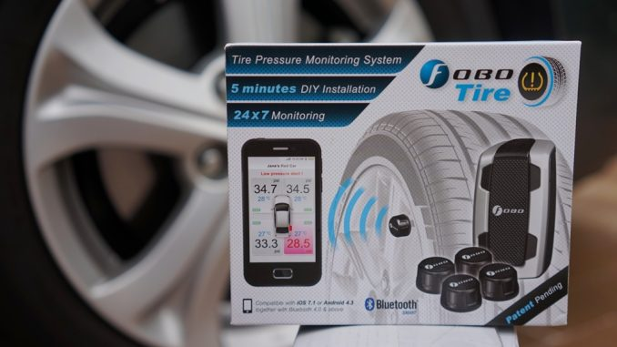 Fobo Tyre Pressure Monitor Review