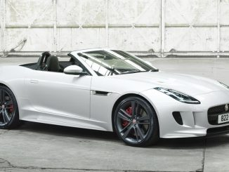 Jaguar F-TYPE cleans up 2015 car awards