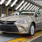 Face-lift for Toyota Camry