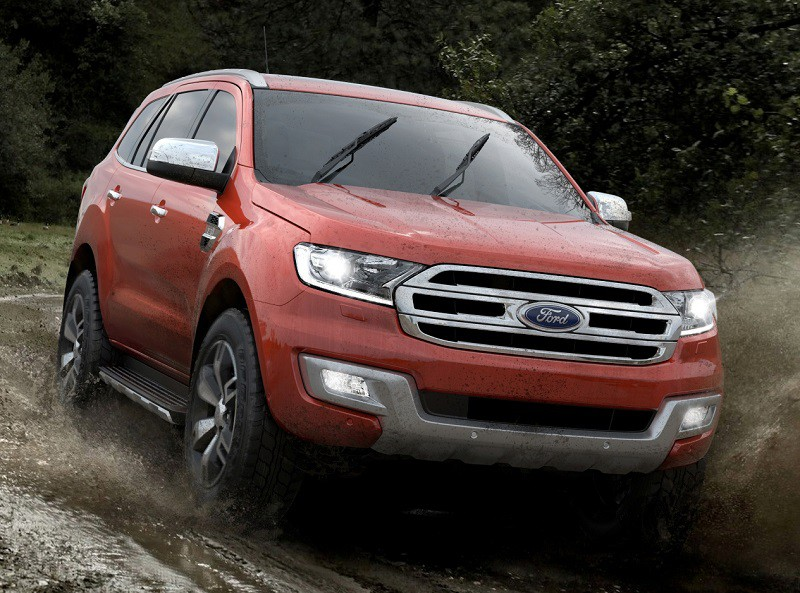 Ford Everest pricing and specs confirmed