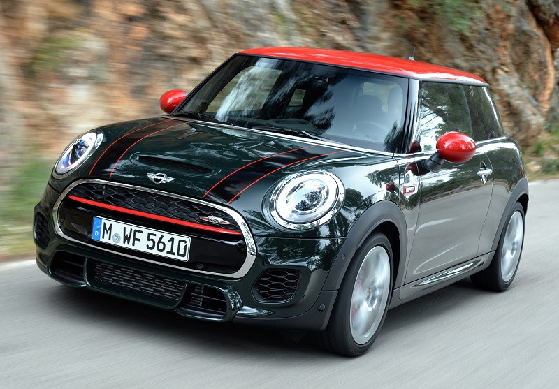 MINI John Cooper Works pricing and specs