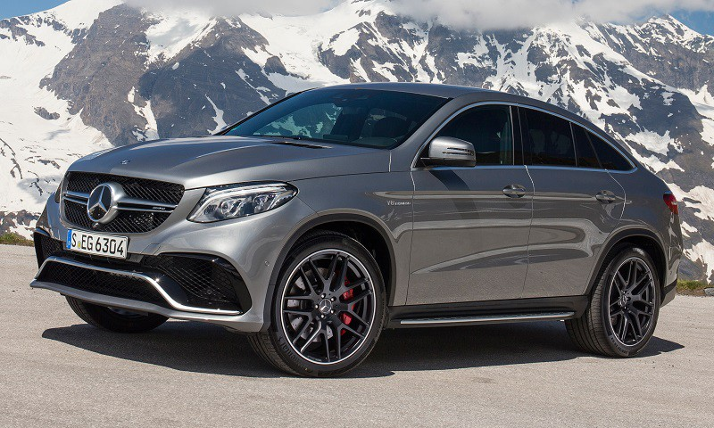 Mercedes-Benz GLE Coupe pricing unveiled