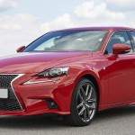 Lexus IS 200t for September arrival