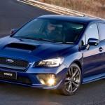 2016 Subaru WRX range brings new features