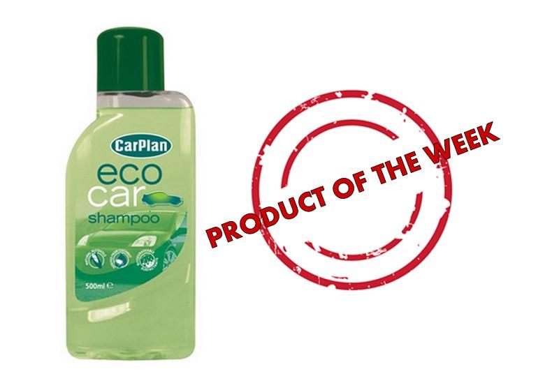 CarPlan Ecocar Shampoo