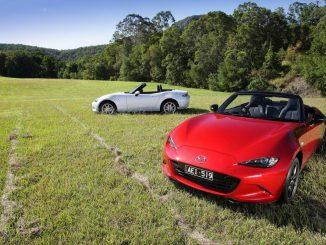 2015 Mazda MX-5 lands in Australia