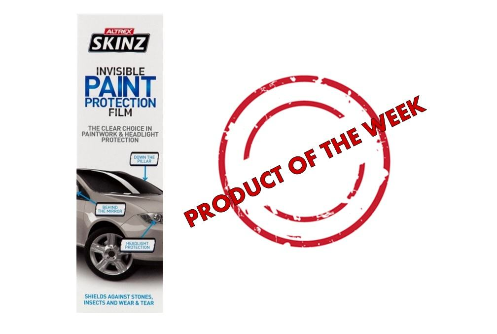 Altrex Skinz Invisible Paint protection