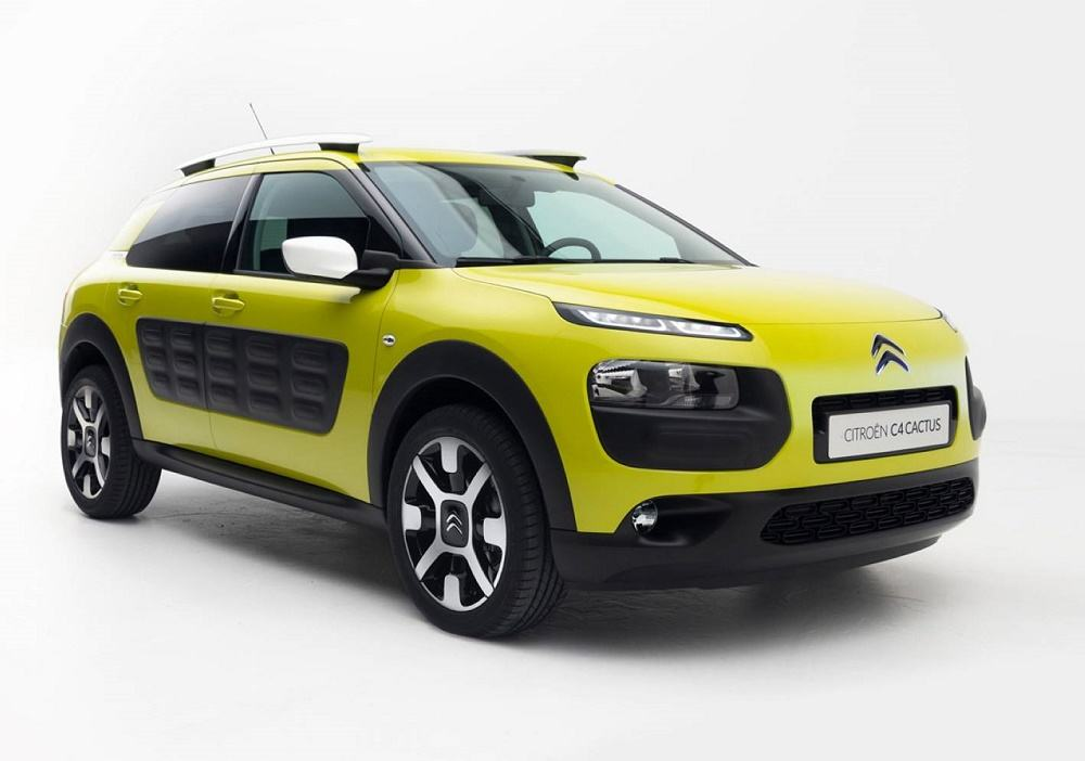 More details on new Citroen C4 Cactus released