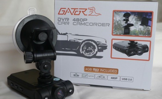 Gator Car Camcorder help required