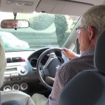 Comfort and safety tips for older drivers
