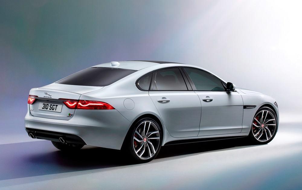 2016 Jaguar XF pricing confirmed