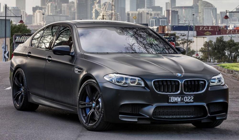BMW M5 Editions arrive