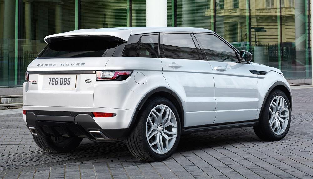 2016 Range Rover Evoque to land shortly