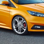 New alloy wheels for Ford Focus ST