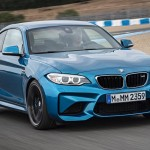 2016 BMW M2 unveiled