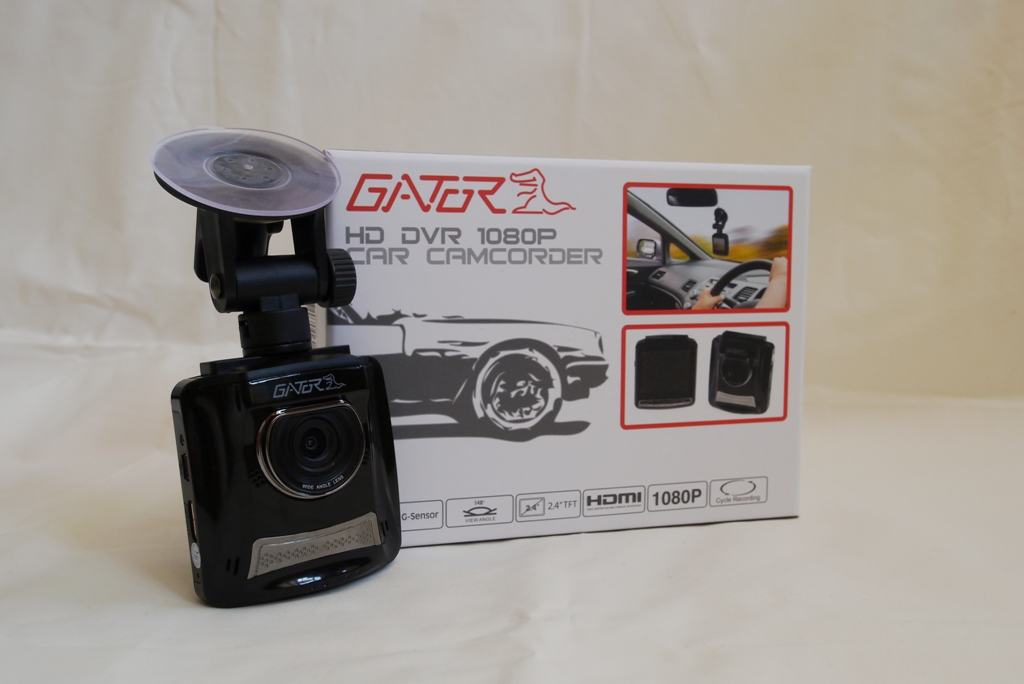 Gator HD DVR 1080P Car Camcorder Review