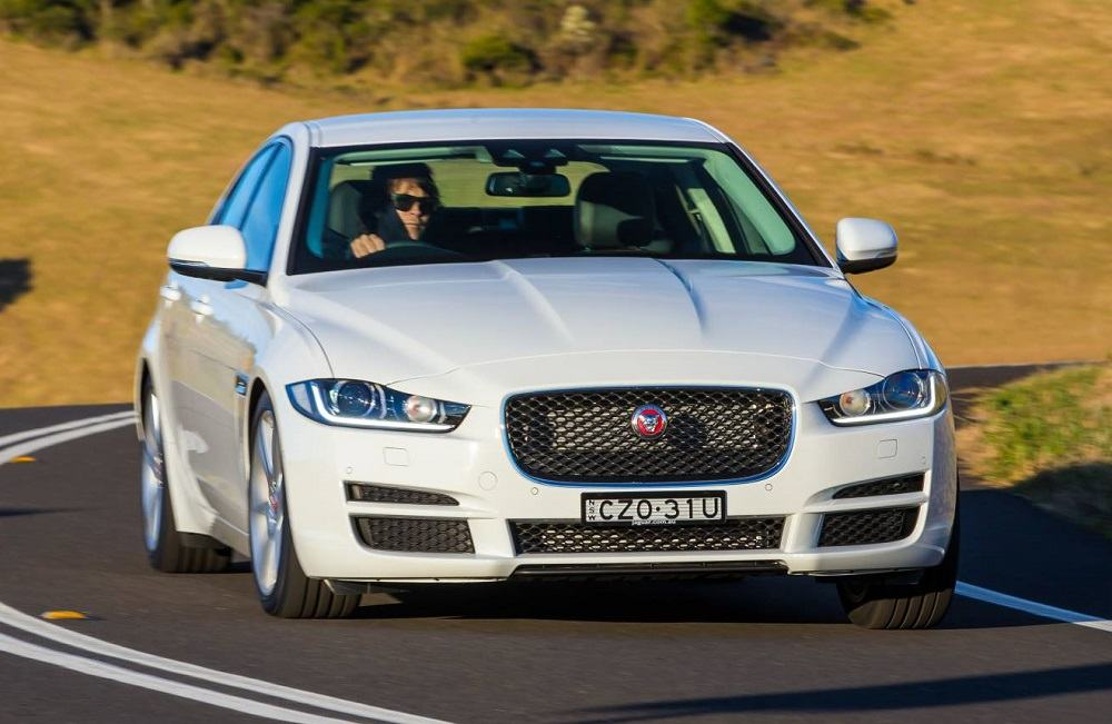 2015 Jaguar XE Range Review