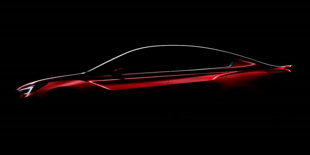 Subaru to show new Impreza Sedan