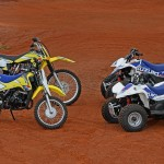 Suzuki offers pre-xmas specials on fun bikes and ATVs