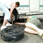 Safety Tip: Tyres have a use by date