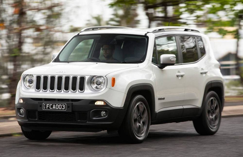 Jeep Renegade Wins Another Award