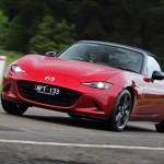 2.0 litre Mazda MX-5 arrives
