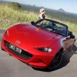 2016 Mazda MX-5 Takes Car of the Year Award