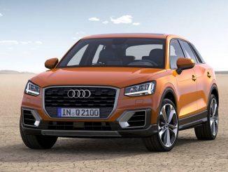 Audi Q2 SUV Confirmed
