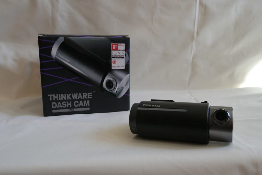 Thinkware Dash Cam F750 Review