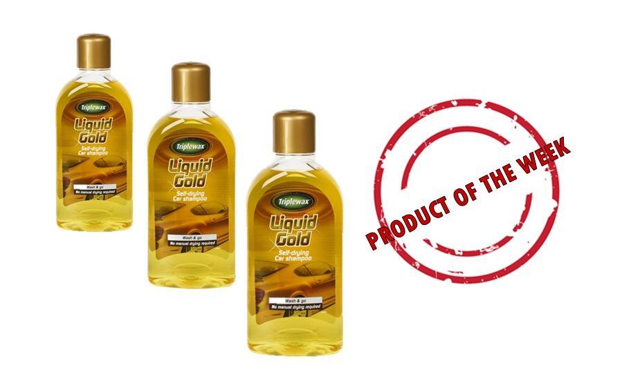 Triplewax Liquid Gold Car Shampoo