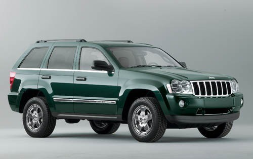 Your Car Reviews: 2005 Jeep Grand Cherokee Laredo