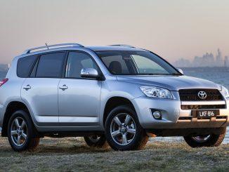 Toyota RAV4 hits a quarter million sales