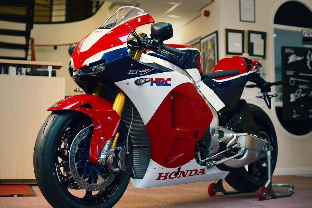 Honda Delivers First RC213V-S