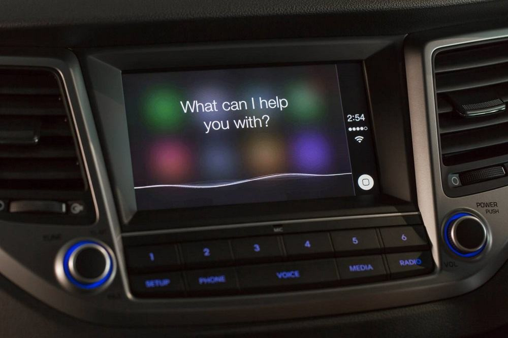 Apple CarPlay Now in Hyundai i30